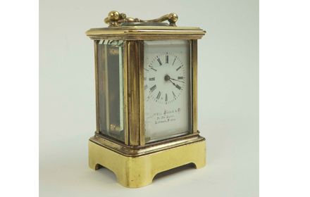 Tick-Tock a Carriage Clock!