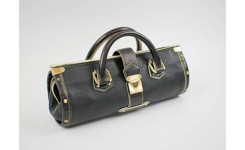 Lot 491 LOUIS VUITTON SUHALI L'EPANOUI PM BAG  Estimate: £300-500