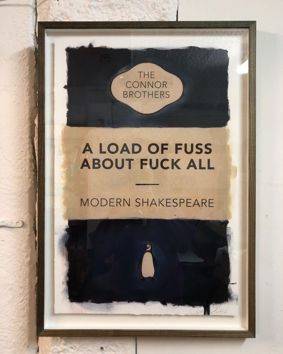 'A Load of Fuss ' 2
