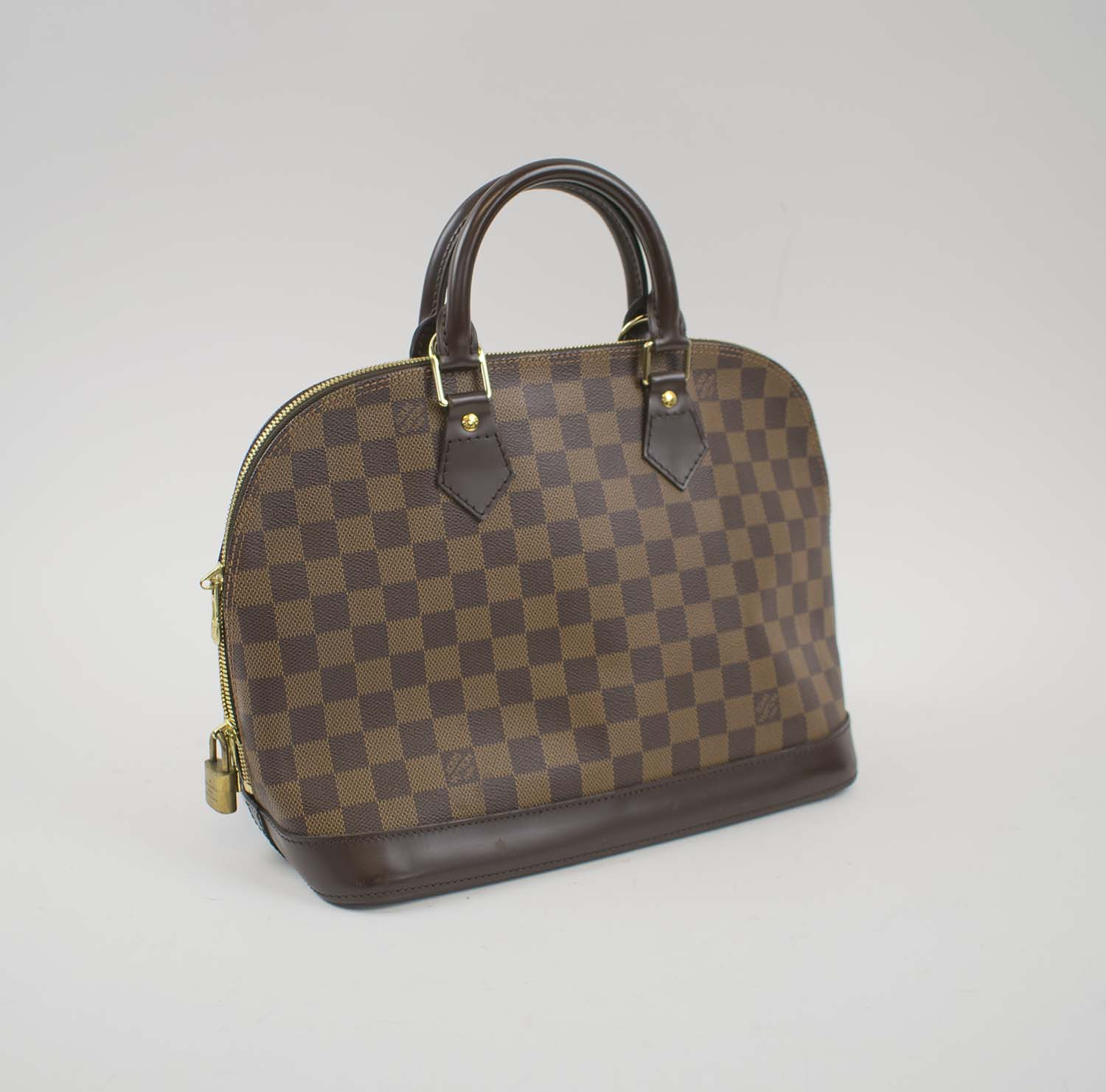 8da4581f3280 LOUIS VUITTON DAMIER ALMA PM BAG