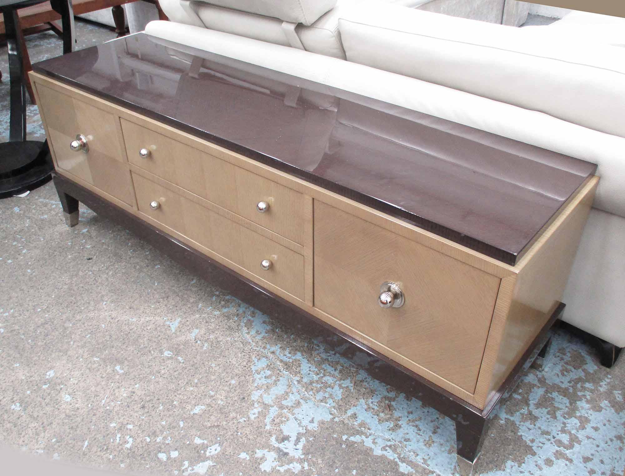 roche bobois sideboard model 39 grand hotel 39 180cm x 63cm h x 44cm. Black Bedroom Furniture Sets. Home Design Ideas