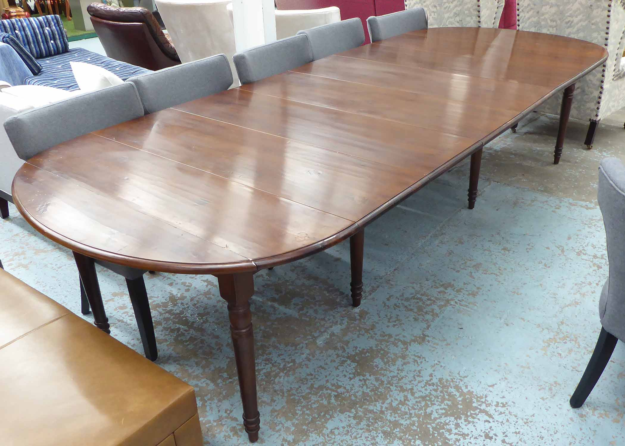 Dining Table From Oka Model Petworth French Style In