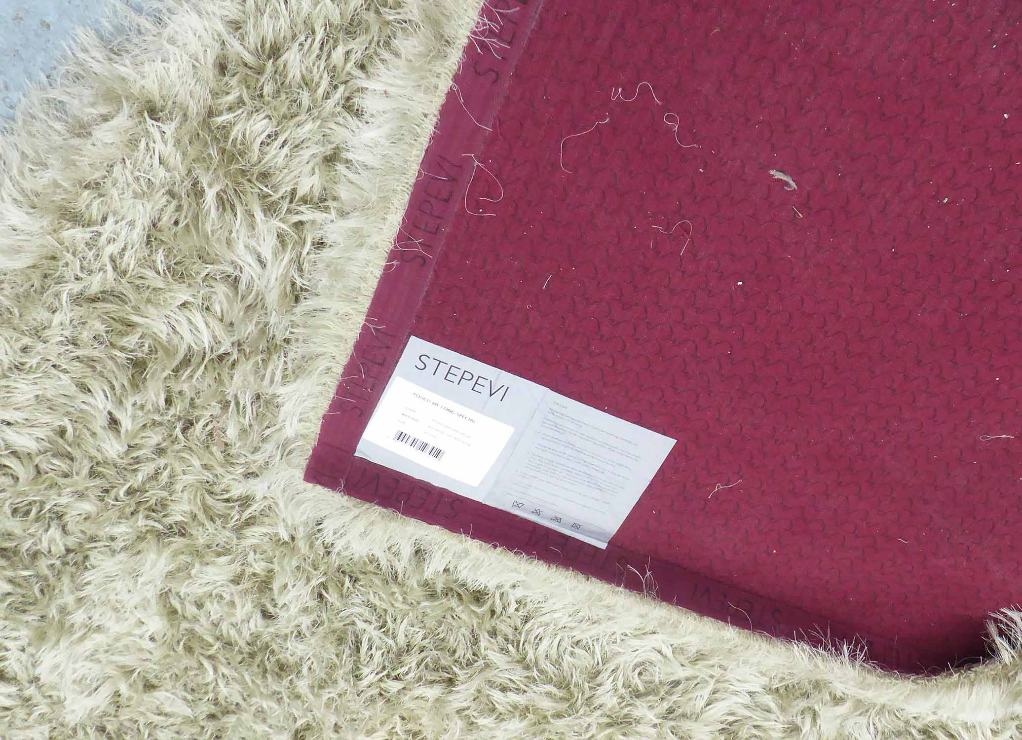 STEPEVI TOUCH ME LONG SPECIAL RUG