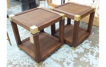 57ddbd9cb7db6 PAOLO MOSCHINO FOR NICHOLAS HASLAM GREGORY SIDE TABLES