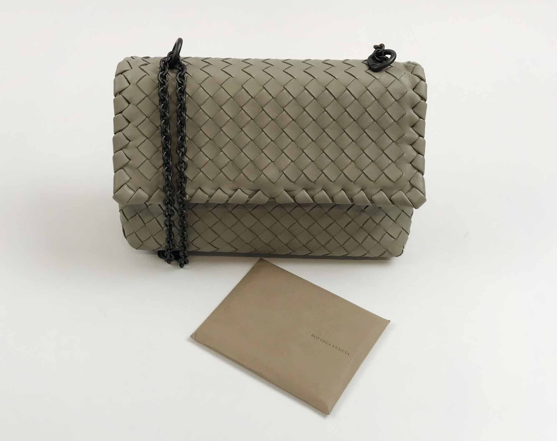 09124f474d BOTTEGA VENETA OLIMPIA CROSSBODY SHOULDER BAG